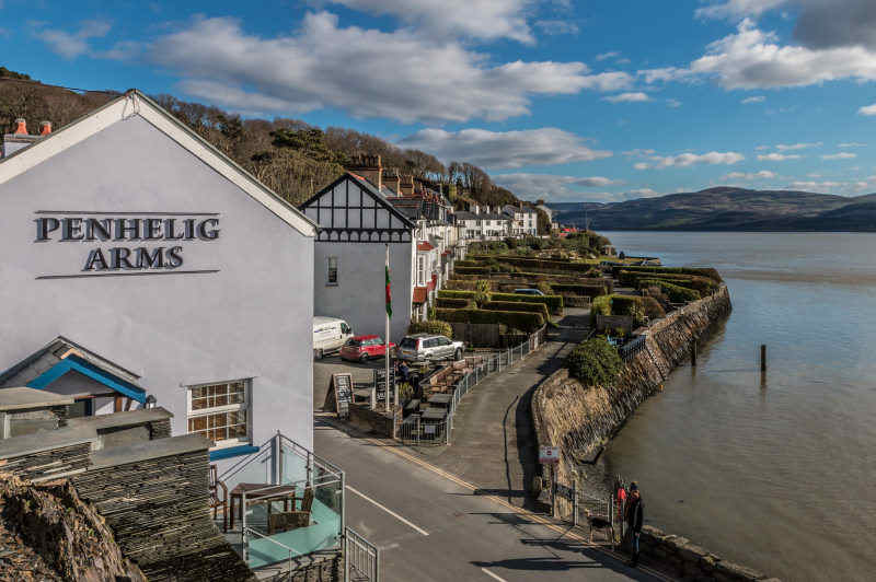 The Penhelig Arms in Aberdovey
